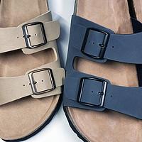 严选好物—网易严选两带式男女式软木拖鞋2.0版