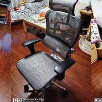 为了自己腰,买一把好椅子吧—中年大叔购买保友金豪智尚版开箱