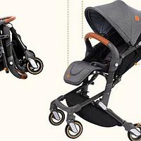 张大妈首晒:终定Babysing Igo, 预备奶爸研究22款婴儿车后的选择