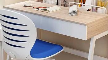 一见钟情的电脑椅,简洁清爽又有安全感