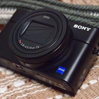 Sony 索尼 RX100m6 使用一周有感