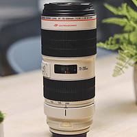 爱死小白兔:Cacon 佳能 镜头70-200mm f/2.8L IS II USM还值得买吗?