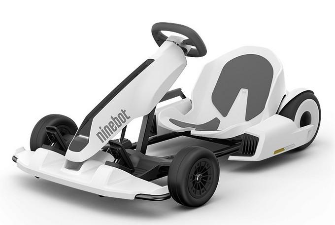 秒变卡丁车:Segway-Ninebot 赛格威 推出 九号平衡车卡丁改装套件2999元