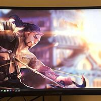 说它34寸最强屏幕不过分—Acer 宏碁 掠夺者 X34P 电竞显示器 开箱晒物