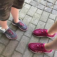 老婆的第N双鞋 篇三十一:KEEN UNEEK O2 溯溪鞋开箱