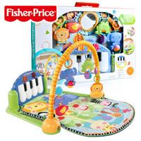 从它开始认知世界—Fisher-Price  费雪 钢琴健身架开箱