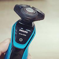 跟着大妈学剁手 篇四:PHILIPS 飞利浦 5000系列 S5077/03 电动剃须刀开箱体验