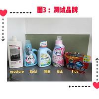 亲测:花王、狮王、ecostore等网红进口洗衣液洗涤力测评