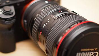咸鱼摄影之路 篇二:A7系最实惠的广角转接方案—效果出众的CANON 佳能 17-40 f/4 镜头开箱体验