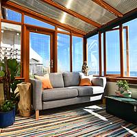 简约风高层四居室装修手记|如何搭建网络让每个空间都网速满格?智能家居如何无缝对接?