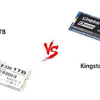 决战性价比之巅—两款平价nvme 1TB SSD对比评测
