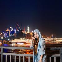 我爱网红大重庆 篇一:在网红城市重庆打卡拍夜景人像,这些地方你一定不要错过!
