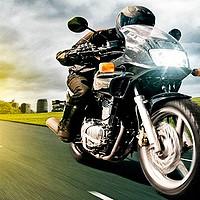 一个新手骑士与摩托车的初恋故事