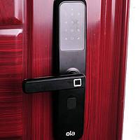 给爸妈安了一个Ola Plus微信指纹锁,目前状态良好