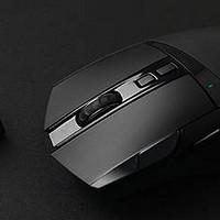 雷柏VT350双模游戏鼠标拆解评测