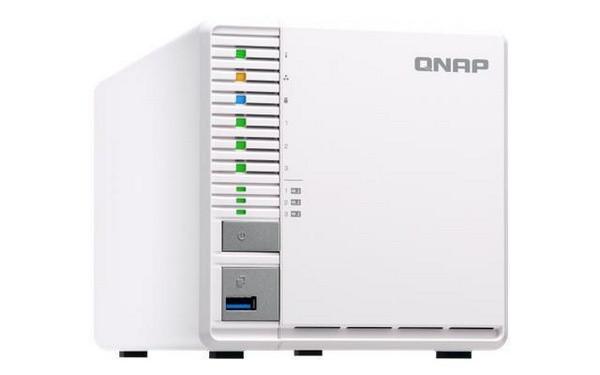 支持SFP+万兆、3路M.2 SSD:QNAP 威联通 发布 TS-332X NAS