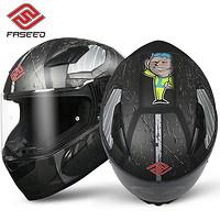 再剁手,不吹不黑体验为临时后座准备的意大利 FASEED 摩托车头盔开箱
