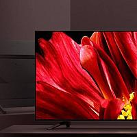 Z9D的完美继承者—SONY 旗舰级 65寸 Z9F 液晶电视开箱体验