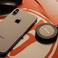 给iPhone置办的最迷你的无线充电器:宜丽客Qi快充一代