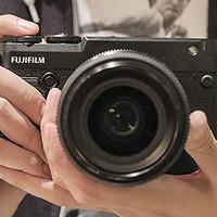 亮骚机 篇四:超轻超小到超乎想象!富士中画幅相机GFX50R上手试拍!