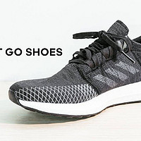 弹!弹!弹!adidas Pureboost GO 跑鞋