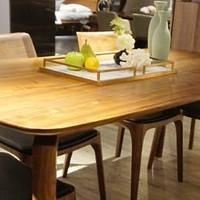 同样木材的实木餐桌,为什么价格差别这么大?