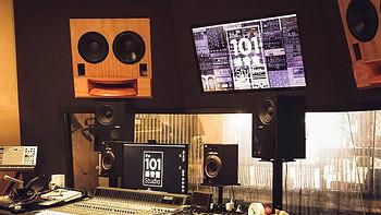 玩个大的 在顶级录音棚评测JBL Nano K5近场监听音箱
