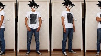 换季买衣最划算,阿迪达斯短袖T恤晒单