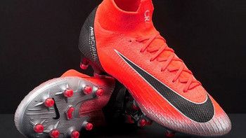 以梦为马:NIKE 耐克 推出 Mercurial Superfly VI Elite CR7 AG-Pro 足球鞋