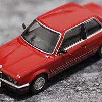 TOMICA 多美卡 TLV BMW E30 318i/ 325i 开箱晒单
