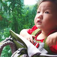 晒个遛娃神器—OSPREY Poco 珀蔻 婴儿背架