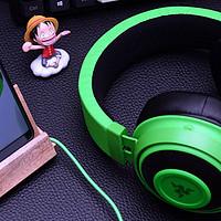 有一种绿叫雷蛇绿,有一种耳机叫北海巨妖竞技版