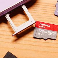 没有掉速问题:SanDisk闪迪 128GB A1 至尊高速卡使用评测