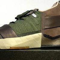 Under Armour 安德玛  C1N Lux 男子绿色运动训练鞋开箱