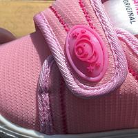 宝妈种草,彩虹熊婴儿学步鞋开箱晒单