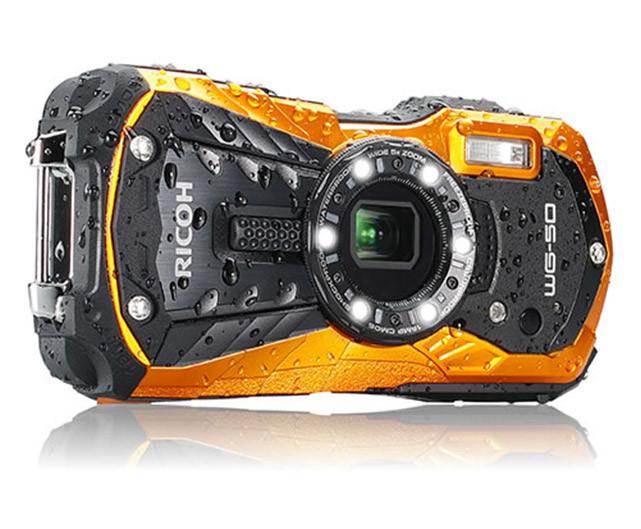 骚机日报:索尼一大波新款CMOS上线,理光即将推出WG-60三防相机