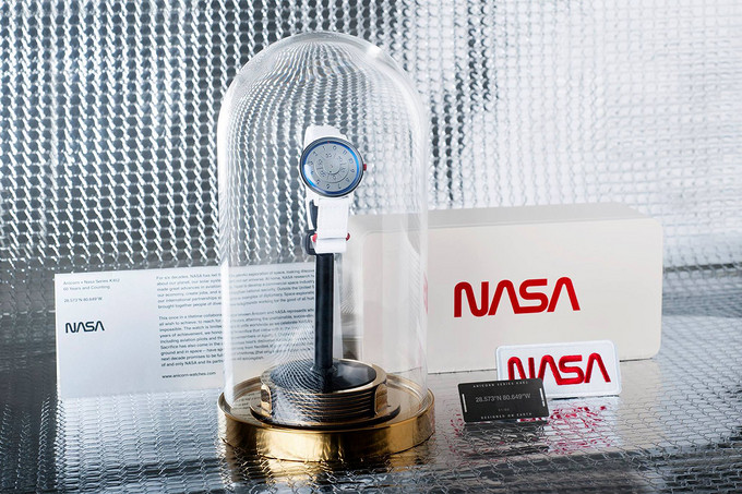 NASA又来搞事情:Anicorn X NASA 发布60周年联名款