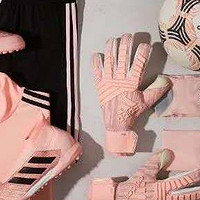 adidas阿迪达斯最新幻影系列,猎鹰18+粉色顶级TF钉足球鞋初体验