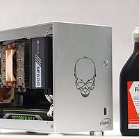 ITX大法好! 篇五:Intel I9-9900K Z390进化8.8升移动设计师工作站及评测