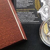 随心钱币 篇二:纽埃2018胜利女神高浮雕镀金银币欣赏