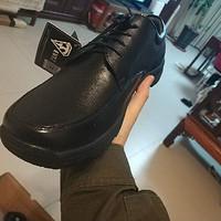 鞋靴评价 篇一:上班通勤好选择 evtz勤务皮鞋开箱评测