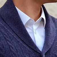 男士正装与西服专栏 篇十三:羊绒衫穿搭指南