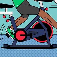 健身器材 篇九:腿粗?伤膝?腰疼?不科学的锻炼方法,是用动感单车自残!