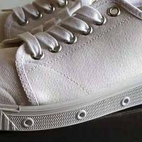 入手一双法国Spring Court G2的小白鞋