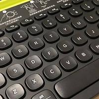 无缝切换、便于携带—罗技K480多设备蓝牙键盘