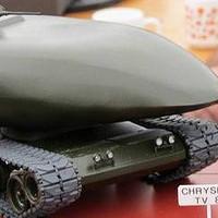 推荐几款长相非常有特色的战车模型