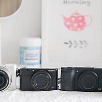 4000元左右四款大热相机对比,索尼、佳能、理光个人使用体验分享!