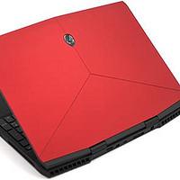 畅玩外星人 篇三:全新轻薄系列外星人 Alienware m15星云红首发开箱评测