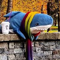 玩转宜家 篇三十:莫名其妙!宜家这只鲨鱼怎么就火了?