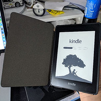 Kindle paperwhite 4开箱